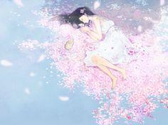 The petals may form a beautiful carpet...