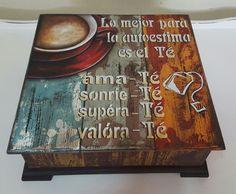 Caja para té