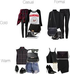 Date Outfits - Michael
