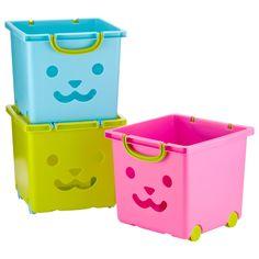 "Kid's Stacking Basket / 12-1/2"" x 13"" x 11-1/2"" h / $10 each"
