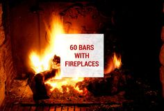 60 NYC bars with fireplaces