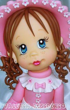Esta boneca é de uma amiga, muito linda..