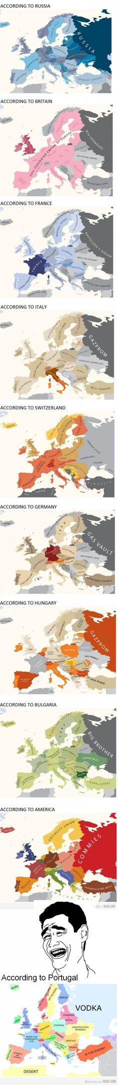 Europe According to... [Fixed]