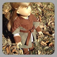 """18"""" doll clothes- Legolas costume- Lord of the Rings- American girl costume"""