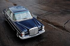 Guest contributor: Otis Blank on his 1966 Mercedes-Benz W108 250SE   . . .