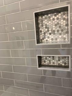 12x12 Stonepeak Lava Tile Set Straight With 2x2 Mosaic As Decorative Border Tiles