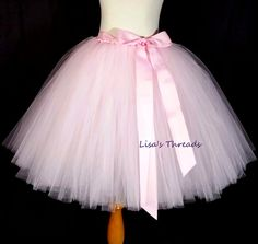Any color adult tutu/ Adult tulle skirt / Photo by LisasThreads