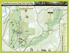 Hiking Trails at Cloudland Canyon | Georgia State Parks
