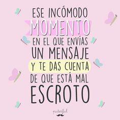 Jajaja Spanish Humor, Funny Spanish, Mr Wonderful, Life Inspiration, Good Times, Haha, It Hurts, Hilarious, Jokes