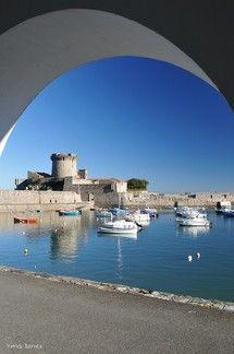 Fort de Socoa, Ciboure, France