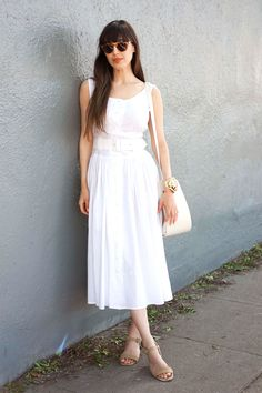 10 Wildly Cool Looks Spotted At A Craft Fair #refinery29  http://www.refinery29.com/la-style#slide6