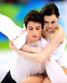Virtue and Moir Vancouver 2010  Mahler's 5th Symphony