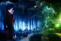 First 2 panels combined from Once Upon a Time's new promotional pictures.