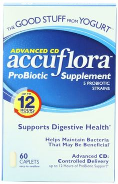 I received this product free to try from Smiley 360.  Accuflora Pro-biotic , 60-Count AccuFlora http://www.amazon.com/dp/B002HHRF4S/ref=cm_sw_r_pi_dp_zUXXvb0DXDQPM