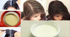 Découvrez une recette simple pour accélérer la pousse de vos cheveux, à préparer à la maison avec seulement 3 ingrédients.