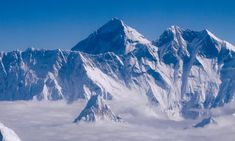 Mount Everest: China and Nepal agree on new, taller height | Mount Everest | The Guardian Mount Everest, Climbing Everest, National Geographic Society, Climbers, Natural Wonders, In The Heights, Tourism, Marvel, Blue Hole