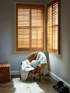 9 Best Natural Wood Shutters Images
