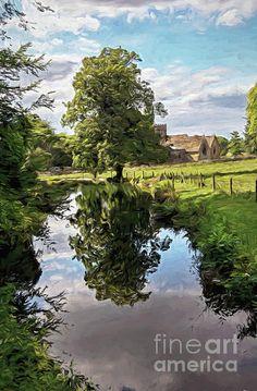 All Saints, Great Britain, Natural Beauty, Reflection, Digital Art, Instagram Images, America, Wall Art, Artwork