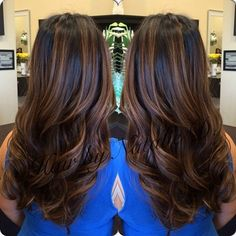 """90 Likes, 8 Comments - Socal MUA/Hair/weddings (@nataliedmakeuphair) on Instagram: """"#balayage #balayagehaircolor #balayagehighlights #naturalombre #ombre #ombres #hairpainting…"""""""