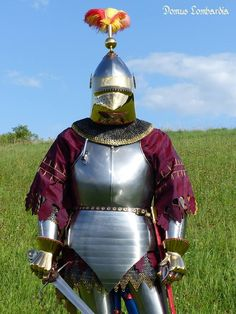 Medieval Knight, Medieval Armor, Medieval Fantasy, Arm Armor, Body Armor, Templer, Knight In Shining Armor, Larp, Armor Concept