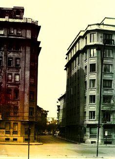 Uruguay, La ciudad vieja, Montevideo