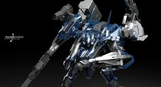 Armored Core 5 Tribute by PulzarStudios