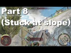 World of Tanks Part 8 (Stuck at slope)