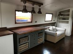 Collingwood 60 Widebeam for sale UK, Collingwood boats for sale, Collingwood used boat sales, Collingwood Narrow Boats For Sale Floating apartment...designer interior - Apollo Duck
