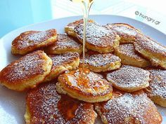 Easy Sweets, Sweets Recipes, Brunch Recipes, Baking Recipes, Breakfast Recipes, Snack Recipes, Breakfast Time, Greek Sweets, Greek Desserts