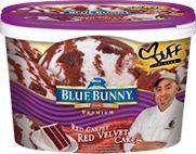Premium Ice Cream  Red Carpet RedVelvet Cake™