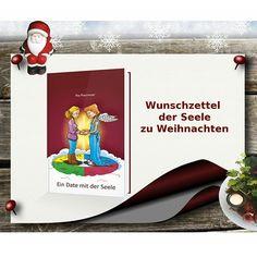 Das Leben ist zu kurz, um über Weihnachtsgeschenke zu grübeln.... Schenke Lesezeit ♥ mit Büchern, die Herz und Seele berühren ♥ www.eindatemitderseele.de