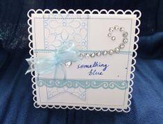 Something Blue card