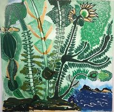 Tatafa by John Pule contemporary artwork Hallway Art, Nz Art, Collaborative Art, Botanical Drawings, Art File, Contemporary Artwork, Art Abstrait, Ocean Art, Mixed Media Art