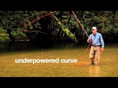 ▶ Fly Casting DVD Simple Curve Casts :: Fly Casting Video - YouTube