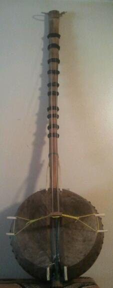 Africanstyle+harp+kamele+ngoni+by+PanAfricanArts+on+Etsy,+$450.00