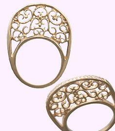Dreamcatcher Crazy tall rings