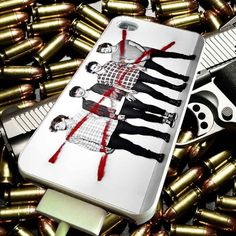 5 Seconds of Summer boys for iPhone, iPod, Samsung Galaxy, HTC One, Nexus ***