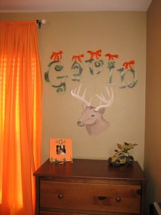 Gavin's Deer Hunting Room - Boys' Room Designs - Decorating Ideas - HGTV Rate My Space