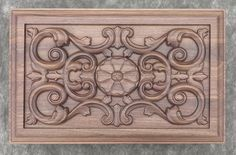 Jewelry Box carved with ornaments and motifs by BulgarMaster Sculpture Metal, Driftwood Sculpture, Chip Carving, Wood Carving, Door Gate Design, Wood Chest, Woodworking Box, Bedroom Furniture Design, Carving Designs