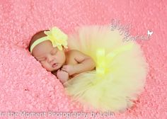 Yellow Tutu  Tutu  Baby Tutu  Newborn Tutu  by MissMayasBowtique, $20.00