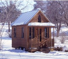 Tumbleweed Tiny House Company - Fancy a little house in the country?