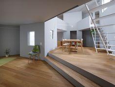 House in Miyoshi | Hiroshima Suppose Design Office  三次の家