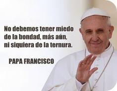 Papa Francisco, un soplo de modernidad a la Iglesia. Humildad y sencillez le caracterizan.