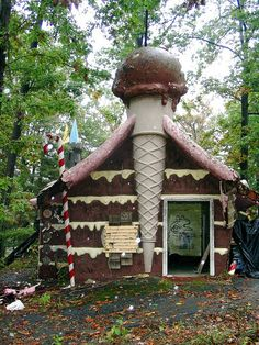 Candy house- Enchanted forest MD.