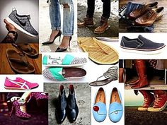 What Shoe Best Fits Your Personality?