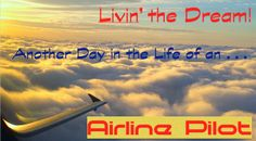 My vid: A Day in the Life of an Airline Pilot!