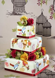 Image detail for -... Venice Cake Company | 5 STAR WEDDING BLOG - The Luxury Wedding Blog