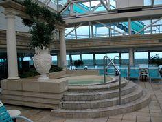 Pool Area Legend of the Seas