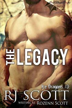 The Legacy (Ice Dragons Hockey Romance #3)  http://rozennscott.blogspot.co.uk/2016/08/ice-dragons-hockey-coming-soon.html