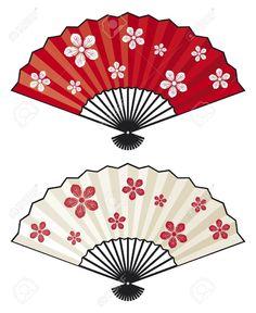 14761241-oriental-fan-fan-japanese-geisha.jpg (1063×1300)